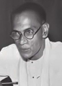 Mr Bandaranaike, Prime Minister of Ceylon 1956 - 1959