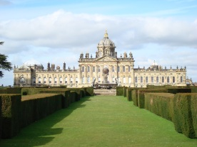 Castle Howard: the setting for the TV series of Brideshead Revisited