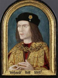 Richard III: earliest surviving portrait
